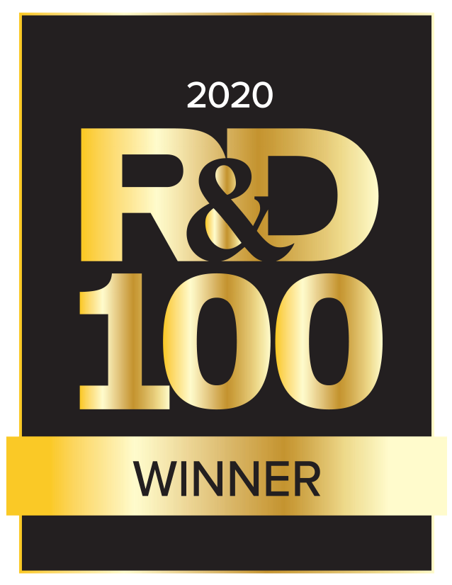 Winner of the R&D 100 Award